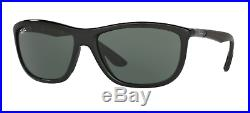 Sunglasses Lunettes de Soleil ray-ban RB 8351 6219/71 Black 60 mm Large Taille