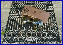 Sunglasses Ray-ban B&L Outdoorsman Brown Ultra gradient Photochromic Lenses