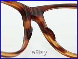 Vintage B&L Ray Ban Épais Tortue Caballero Lunettes de Soleil / Cadres