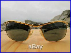 Vintage B&L Ray Ban U. S. A. Olympian Deluxe Harley Davidson Easy Rider Sunglasses