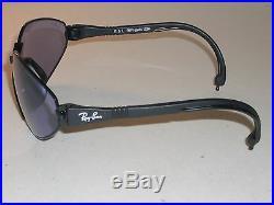 Vintage B&L Ray-Ban W1735 Sport Series1 A30 Violet / Chromax Lunettes de Soleil