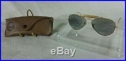 Vintage Lunettes de soleil Ray-ban B&L Outdoorsman Photochromic 5814 60's SUP