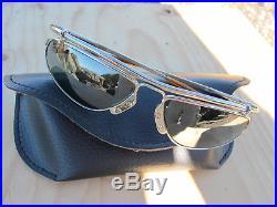 1f8d6872101979 Vintage Ray Ban B L Inertia W2394 Harley Davidson Biker Wraparound  Sunglasses