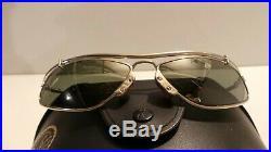Vintage Ray Ban B&L Inertia W2394 Harley Davidson lunettes de soleil XXX RARE