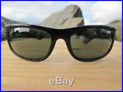 Vintage Ray Ban B&L U. S. A. Balorama Dirty Harry Wraparound Sunglasses