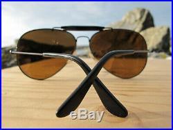 Vintage Ray Ban B&L U. S. A. L1635 B15 TGM Outdoorsman Driving Series Aviators