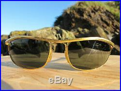 Vintage Ray Ban B&L U. S. A. Olympian Deluxe Harley Davidson Easy Rider Sunglasse